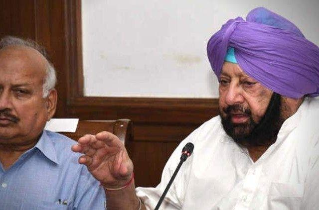 Amarinder-Singh-Accepts-Sidhus-Resignation-India-Politics-DKODING