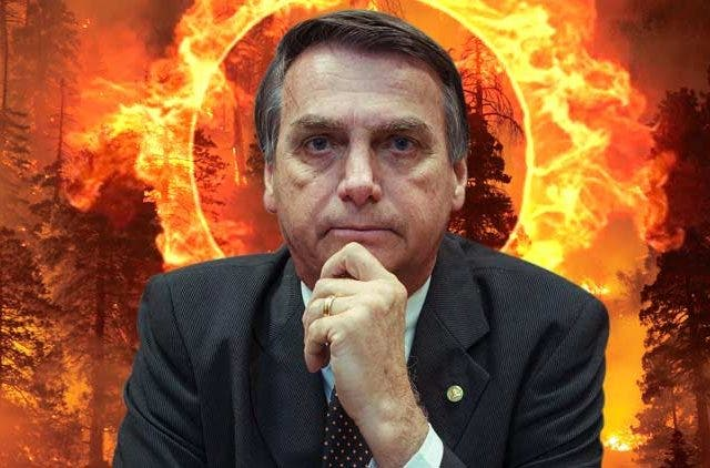 Jair-Bolsonaro-Nero-Setting-Amazon-Aflame-NewsShot-DKODING-Amazon-Fires
