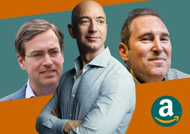 Jeff Bezos' Amazon Heir: Why Odds Favor AWS Head Andy Jassy Over New Retail Chief Dave Clark