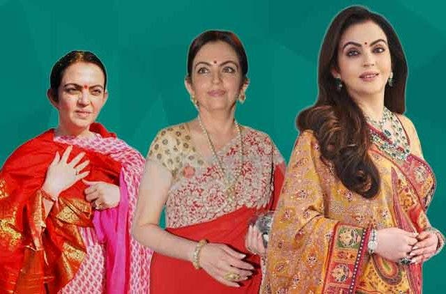 Ambani family after and before DKODING
