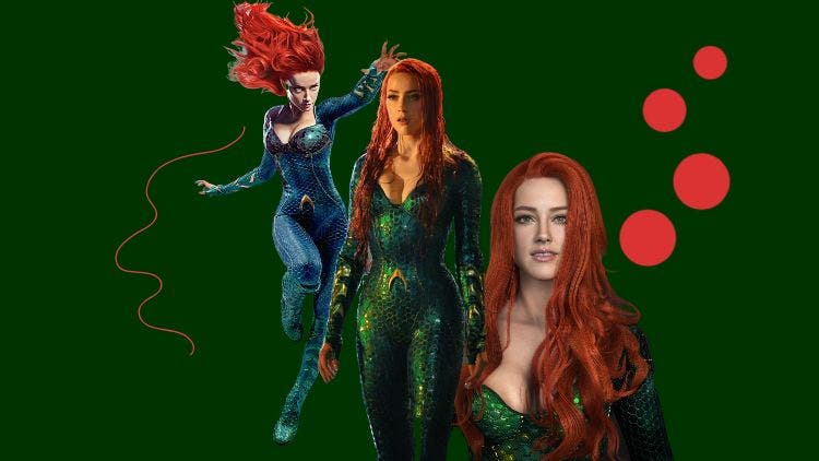 Aquaman 2 May Drop Amber Heard Owing To The Growing Online Petition