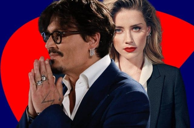 Johnny Depp and Amber Heard's legal battlel