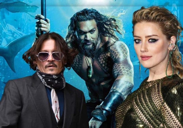 Johnny Depp losing his sleep after knowing Amber Heard's pay in 'Aquaman'