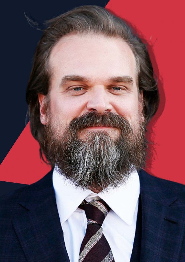 David Harbour has two good ideas for Red Guardian