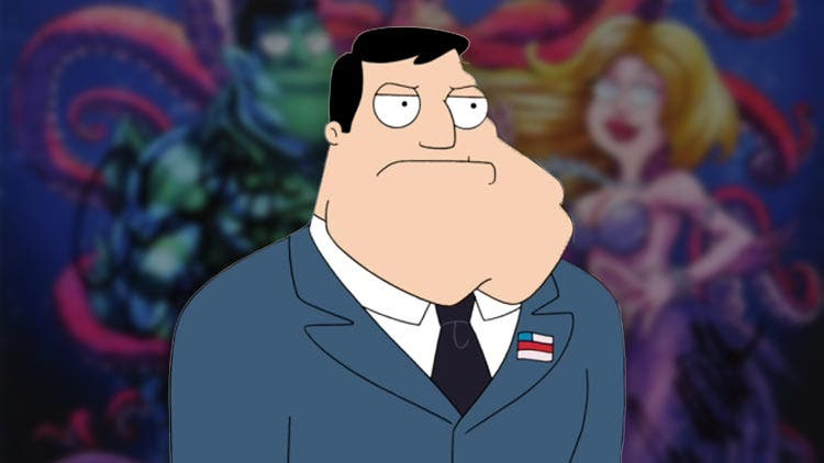 American Dad Stan Smith DKODING