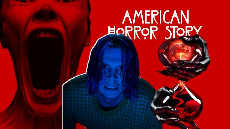 Ryan Murphy's Upcoming Anthology American Horror Stories Release Date Update