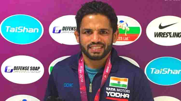 Amit-Dhankar-Silver-Asian-Wrestling-Championship-Others-Sports-DKODING