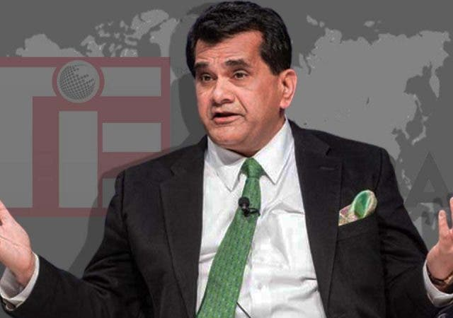 Amitabh Kant TiE Global