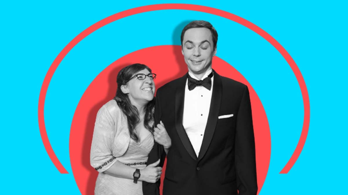 Mayim Bialik's theory on Amy and Sheldon's successful love story