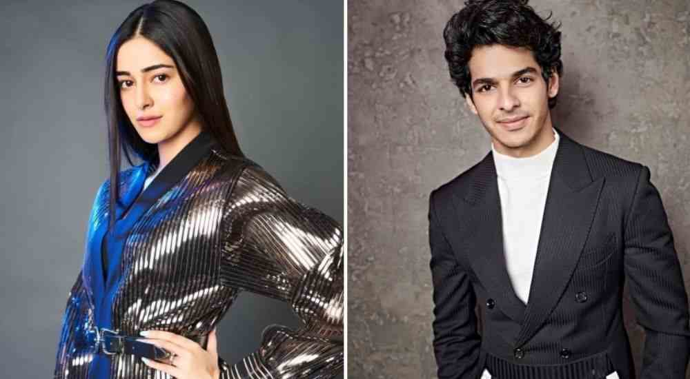 Ananya-Pandey-Ishaan-Khattar-Khali-Peeli-Shooting-Starts-Bollywood-Entertainment-DKODING