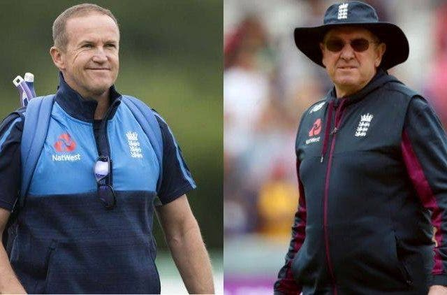 Andy Flower Trevor Bayliss Cricket Sports DKODING