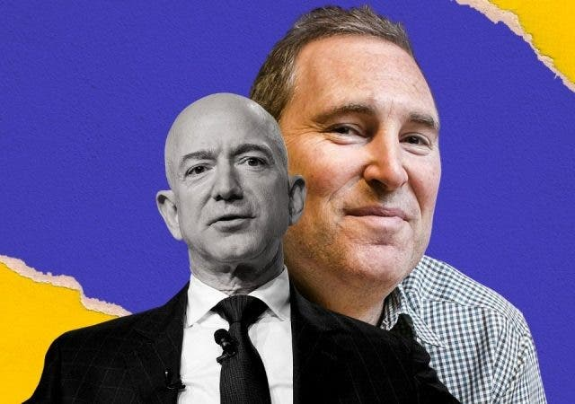 Andy Jassy, Amazon's New CEO