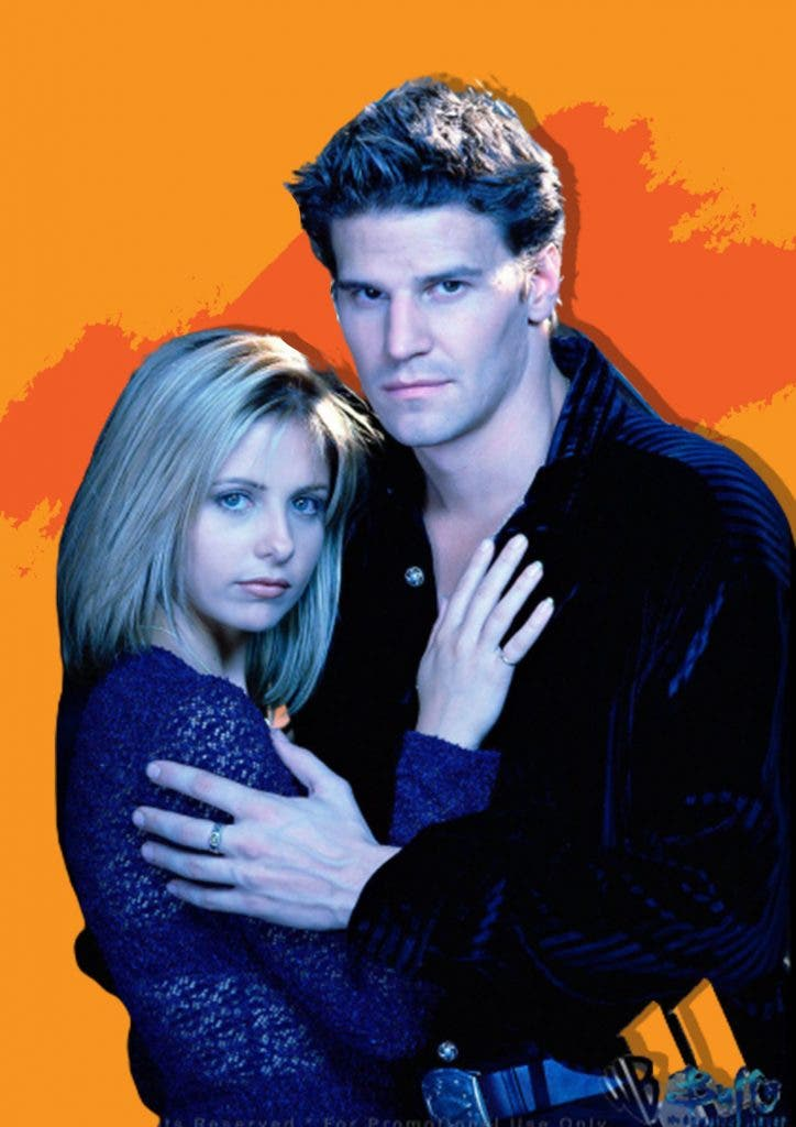Angel' and 'Buffy