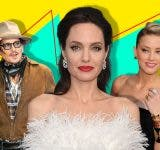 Angelina Jolie and Johnny Depp could not stand each other