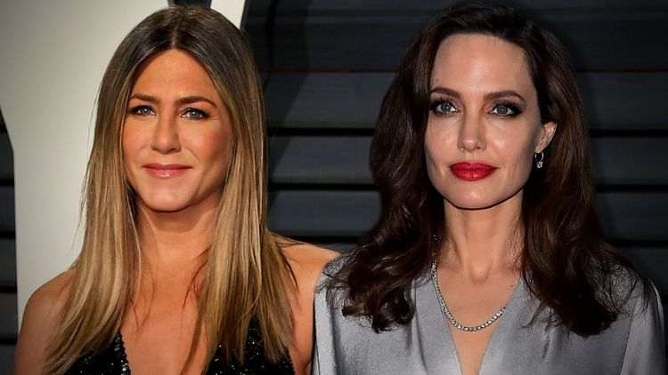 What Jennifer Aniston feels for Angelina Jolie is definitely not 'hate'