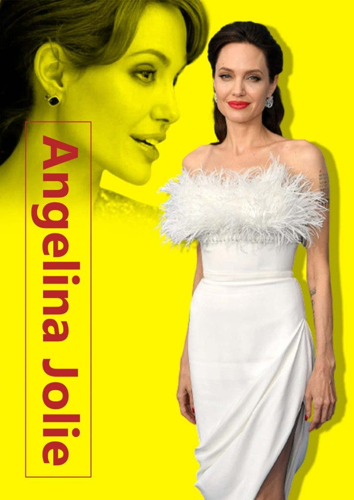Angelina Jolie is the Worst neighbour anybody can have