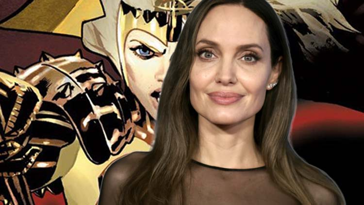 Marvel Has Plans For A Bigger Angelina Jolie Stamp On MCU Future