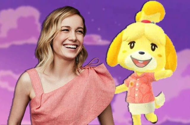 Animal Crossing Brie Larson DKODING
