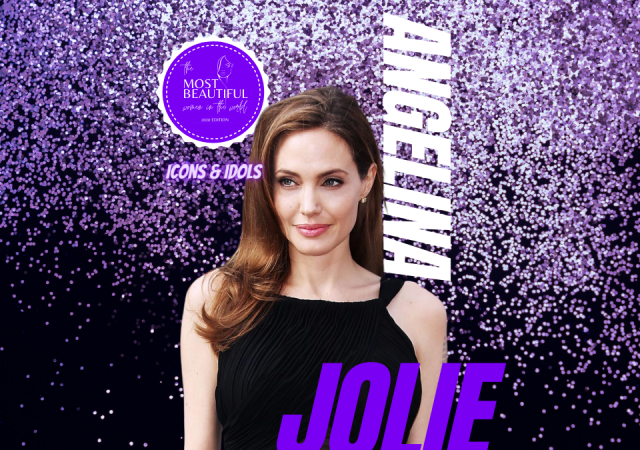 Angelina Jolie People Who Inspire PWI Most Beautiful Women in the World 2020 - Icons & Idols League