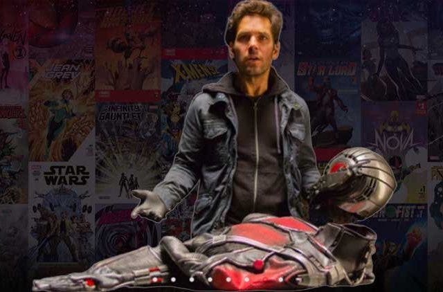 Ant Man 3 Movie Title DKODING
