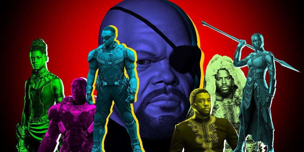 Anthony Mackie Pointed Out Marvel's Black Panther Hypocrisy; But Missed Nick Fury's Plight