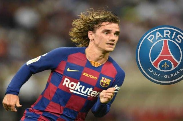 Antoine Greizmann Barcelona PSG Football Sports DKODING
