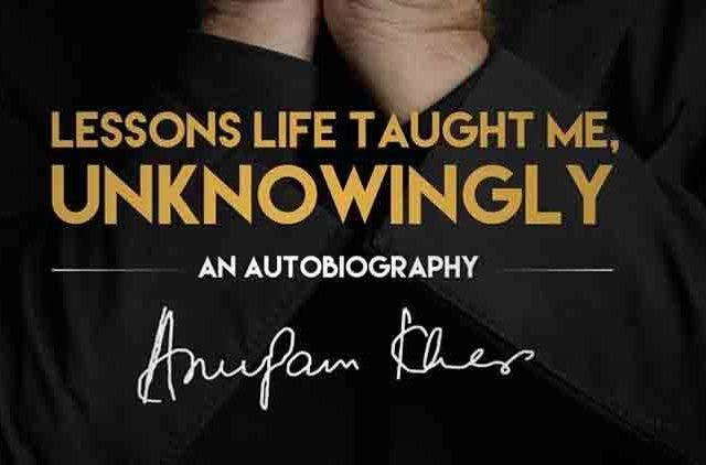 Anupam-Kher-Launched-His-Autobiography-Entertainment-Bollywood-DKODING