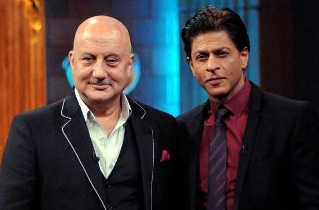 Anupam-Kher-Supports-Shah-Rukh-Khan-Decision-Entertainment-Bollywood-DKODING