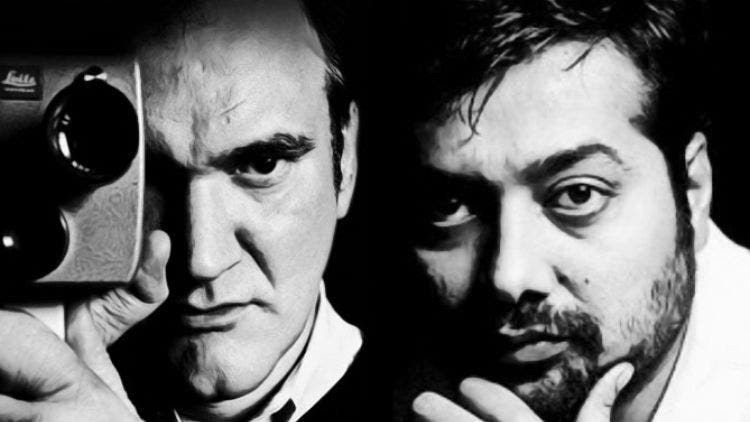 Quentin Tarantino And Anurag Kashyap Belong To A Secret Cinematic Society