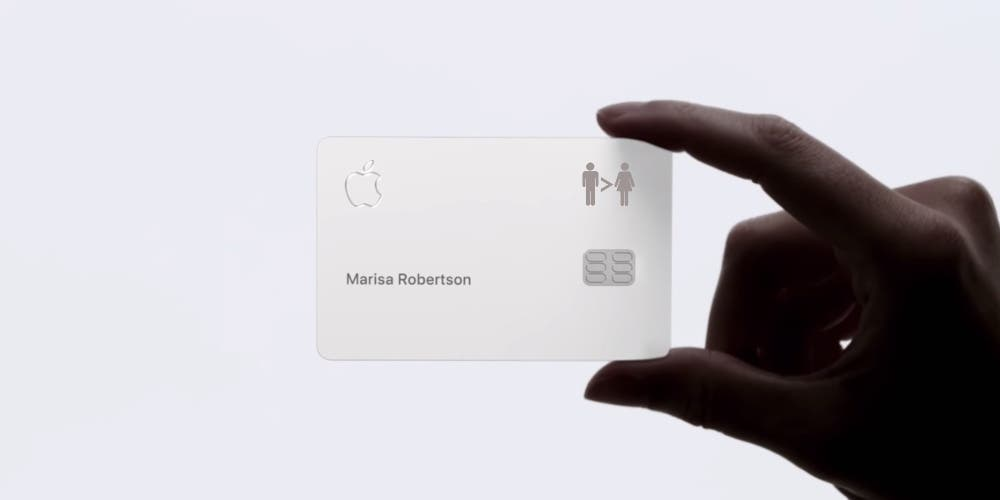 Apple's Card is being called Sexist in the US and It has No Defense