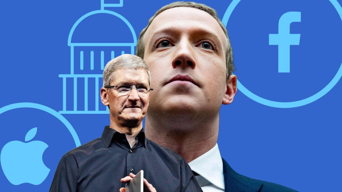 Dispute Between Apple And Facebook Aggravates Over Data Protection