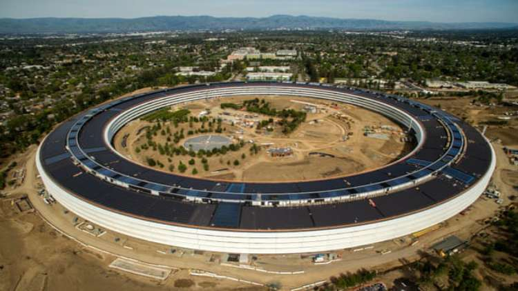 Apple-Park-Campus-Cupertino-California-Companies-Business-DKODING