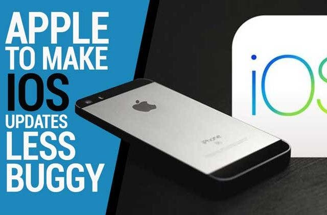 Apple-to-make-iOS-updates-less-buggy-Videos-DKODING