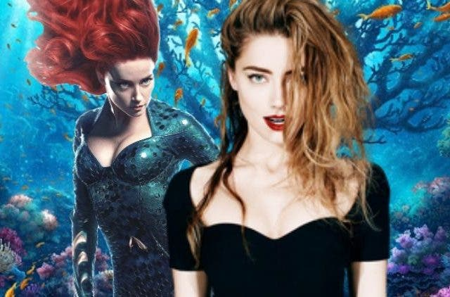 Aquaman 2 release without Amber Heard
