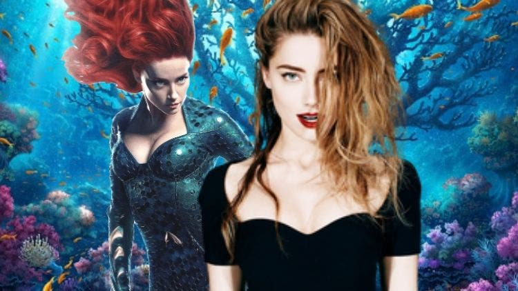 Shocking! Aquaman 2 Will Release But Without Amber Heard