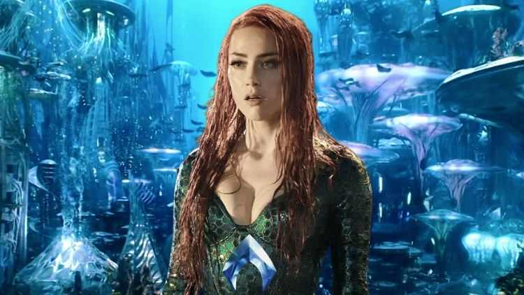 Shocking! Amber Heard Replaced In Aquaman 2