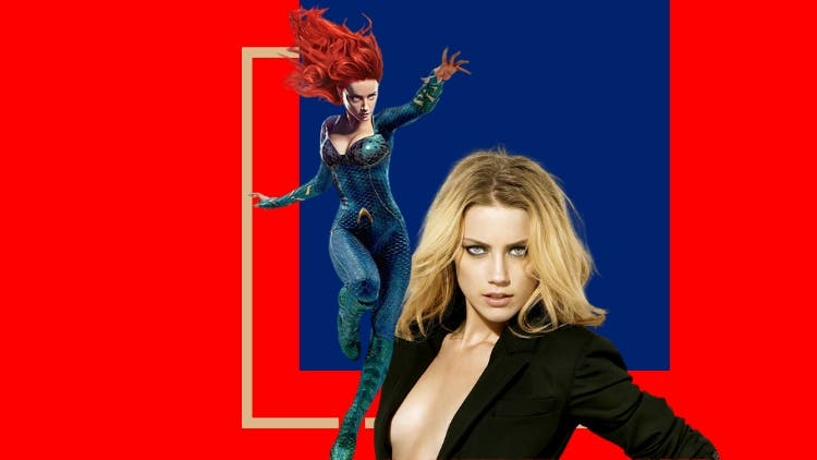 Amber Heard's Charm Will Not Be Part Of Aquaman 2 Anymore