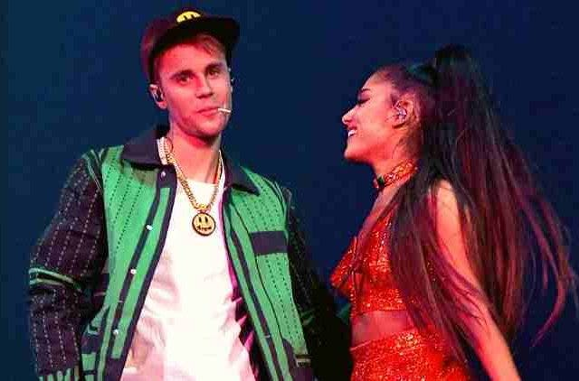 Ariana-Grande-Justine-Bieber-new-Album-Hollywood-Entertainment-DKODING