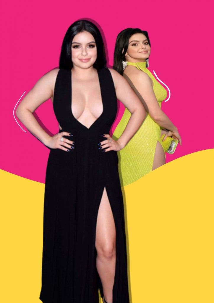 A different side of Ariel Winter