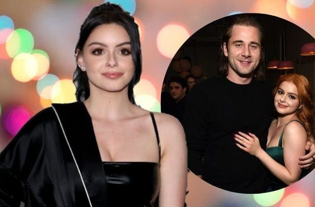 Ariel Winter is learning cooking skills with her boyfriend Luke Benward