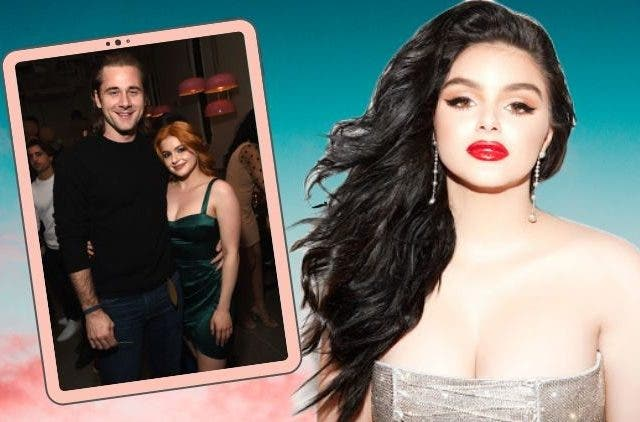 Ariel Winter throws a drive by party on Luke's birthday