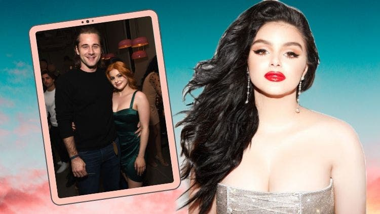 Modern Family's Ariel Winter Forgets All Precautions For Boyfriend Luke Benward's Birthday