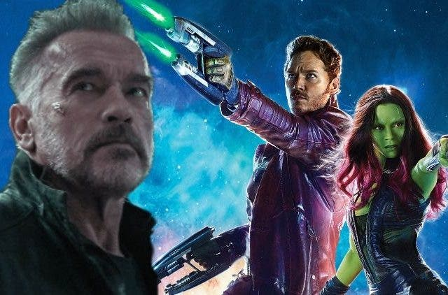 Arnold Schwarezenegger Guardians Of The Galaxy 3