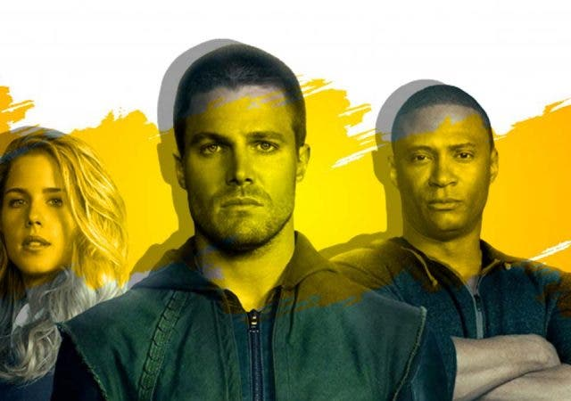 The release details of Arrow season nine