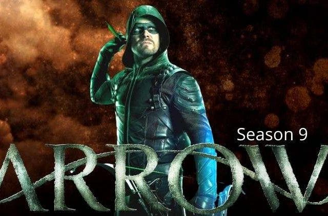 Arrow Season 9