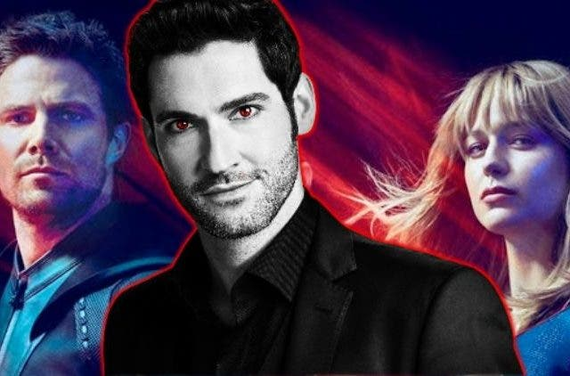 Arrowverse newbie Lucifer