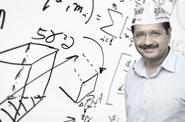 Arvind Kejriwal The Economist... CAG Report proves