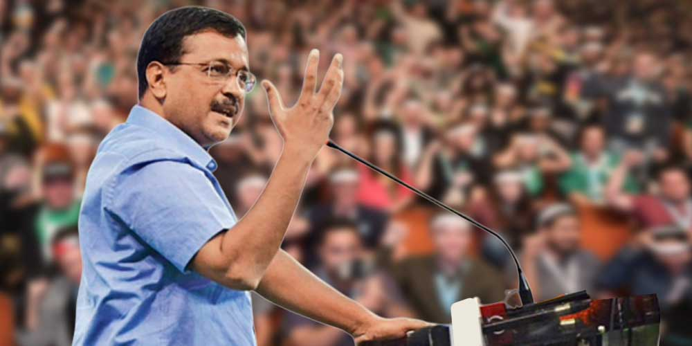 Arvind kejriwal why the urban poor hopes are intact with AAP
