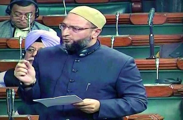 Asaduddin-Owaisi-Blames-Congress-For-Making-Laws-India-Politics-DKODING