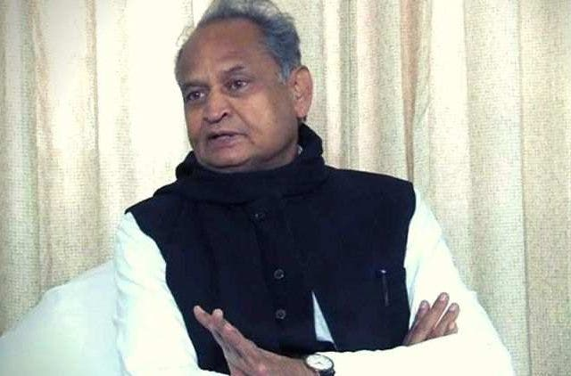 Ashok-Gehlot-Alleges-BJP-Of-Destabilizing-Opposition-State -Governments-India-Politics-DKODING